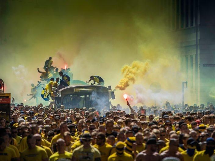 Fodbold: Fankultur